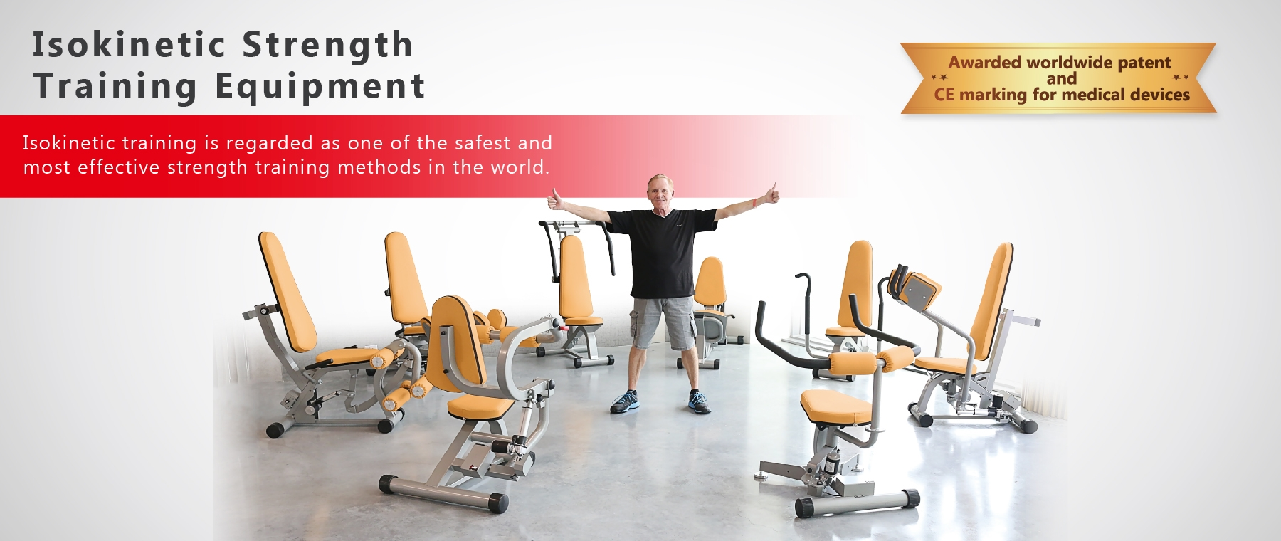 Isokinetic Strength  Training Equipment